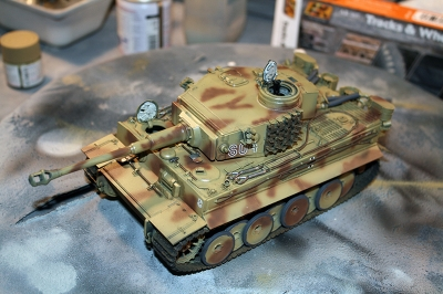 Tiger-I Early Production