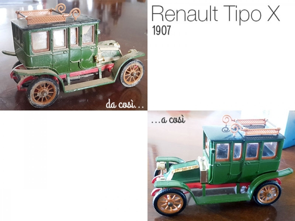 Renault Tipo X