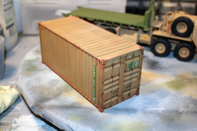 20' Military Container